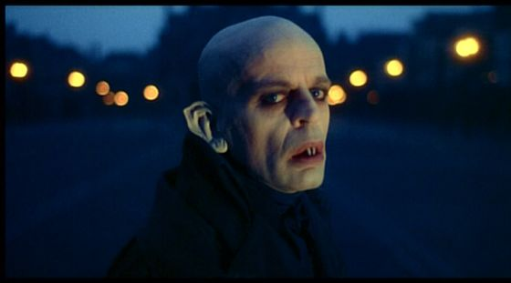 Copy & Paste: 'It's not a remake' - Herzog's NOSFERATU