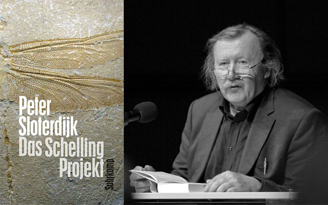 Peter Sloterdijk: Das Schelling Projekt (Suhrkamp/ Insel, 2016) | Foto by Rainer Lück http://1RL.de (Own work) [CC BY-SA 3.0 (http://creativecommons.org/licenses/by-sa/3.0)], via Wikimedia Commons